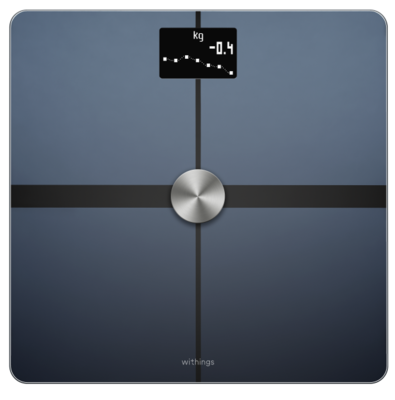 Withings/Nokia Body+ Body Composition Wi-Fi Scale Black
