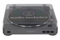 Audio Technica Fully Automatic Belt-Drive Stereo Turntable (USB & Analog) Gun Metal