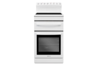 Parmco 540mm Ceramic Freestanding Stove - White