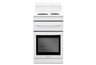 Parmco 540mm Electric Freestanding Stove - White