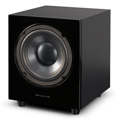 Wharfedale 8in Active Reflex Subwoofer System (Ex-Display Model Only)
