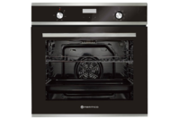 Parmco 60cm 76L Oven Stainless Steel