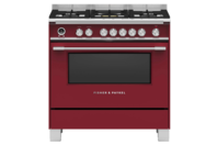 Fisher & Paykel 90cm Freestanding Dual Fuel Cooker