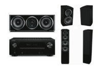 Wharfedale & Denon Diamond Theatre Package (Display)