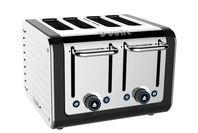 Dualit Architect 4 Slice Toaster - Black
