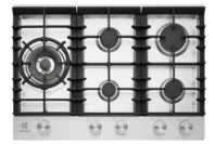 Electrolux 75cm 5 Burner Gas Cooktop