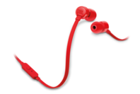 JBL T110 In-Ear Headphones Red
