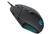 Logitech G302 Daedalus Prime USB Wired MOBA Gaming Mouse