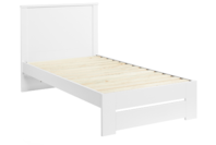 Platform10 Cosmo Single Bed Frame (White)