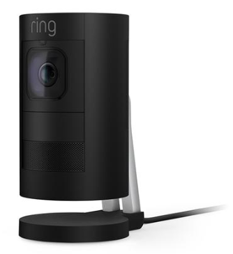 Ring stick up cam wired black 2