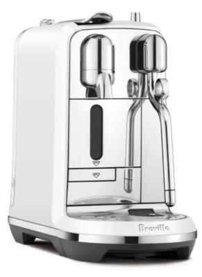 Breville Nespresso Creatista Plus Sea Salt