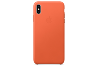 Apple iPhone XS Max Leather Case - Sunset