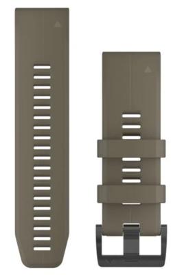 Garmin QuickFit 26 Silicone Watch Band (Coyote Tan)