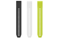 Garmin QuickFit 20 Silicone Watch Band Pack (Large)