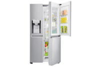 LG 665L Side by Side Fridge with Door-in-Door