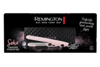 Remington Soho Straightener Styling Gift Pack