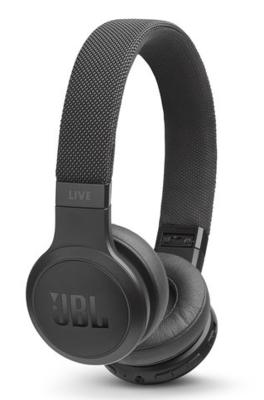 JBL LIVE 400BT Wireless On-Ear Headphones Black