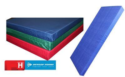 Sleepmaker Foam Mattress & Pillow For Single Bed 125mm