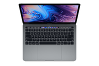 Apple 13-inch MacBook Pro Touch Bar and Touch ID 2.4GHz Quad-Core Processor 256GB Space Grey