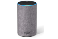 Amazon Echo (2nd Gen) Heather Grey