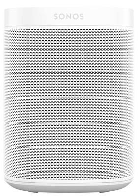 Sonos One Voice Controlled Smart Speaker White