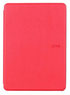 Ollee Protective Case for Kindle 10th Gen (2019) - Red