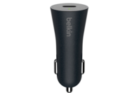 Belkin BOOSTUP CHARGE USB-C Car Charger + Cable with Quick Charge 4+