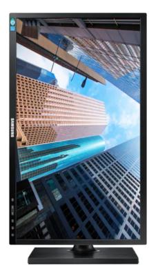 Samsung monitors business ls24e45kdsvxy 4