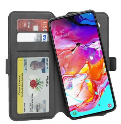 3sixt 3s 1521 neowallet for galaxy a70 black 3