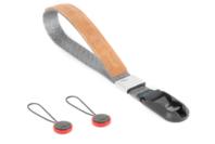 Peak Design Cuff Ash - Premium Camera Wrist Strap