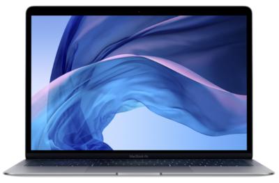 Apple 13-inch MacBook Air 1.6GHz Dual-core 8th-gen i5 Processor 128GB Space Grey