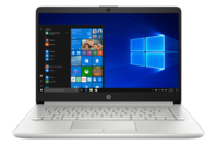 """HP Notebook 14"""" Natural Silver A4-9125 4GB 64GB"""