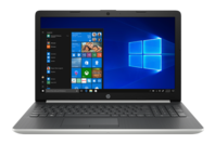 HP NOTEBOOK 15.6inch NATURAL SILVER - RYZEN3 3200U - 8GB - 128GB + 1TB