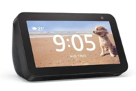 Echo Show 5 Smart Alarm Clock with Alexa Charcoal
