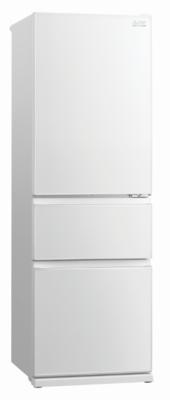 Mitsibishi electric fridge mrcgx370w 2