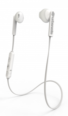 Urbanista Berlin In-Ear Wireless Bluetooth Headphones White (Ex-Display Model Only)