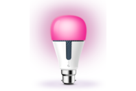 Kasa Smart Wi-Fi Light Bulb, Multicolour, Bayonet, B22