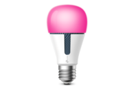 Kasa Smart Wi-Fi Light Bulb, Multicolour, Screw, E27