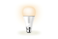 Kasa Smart Wi-Fi Light Bulb, Dimmable, Bayonet, B22