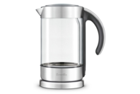 Breville the Crystal Clear Glass Kettle with Brushed Stainless Steel