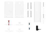 Bose Soundbar Wall Bracket White