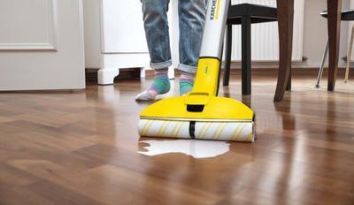 Karcher fc3 floor cleaner %2812%29
