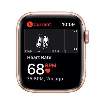 Apple Watch Series 5 GPS (44mm Gold Aluminium Case with