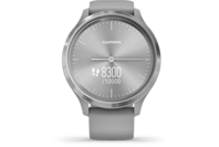 Garmin vivomove 3, Sport, 44mm, Grey-Sliver, Silicone