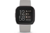 Fitbit Versa 2 Health & Fitness Smartwatch (Stone / Mist Gray Aluminum)
