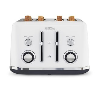 Sunbeam Alinea Collection 4 Slice Toaster - Ocean Mist