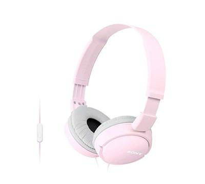 Sony zx110 smartphone headphones   pink %282%29