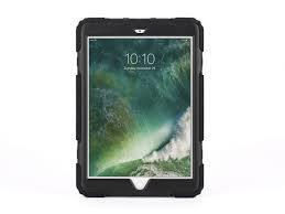 Griffin Survivor All-Terrain for iPad (10.2) - Black - (7TH GEN / 8TH GEN IPAD)