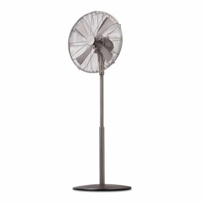 Goldair 40cm Satin Silver Pedestal Fan