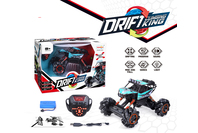 Remote Control Drift Rock Crawler